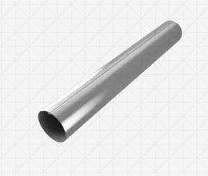 Ubehandlet (blank) 70mm