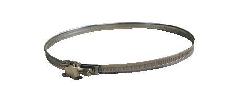 Slangeklemme 60-175MM